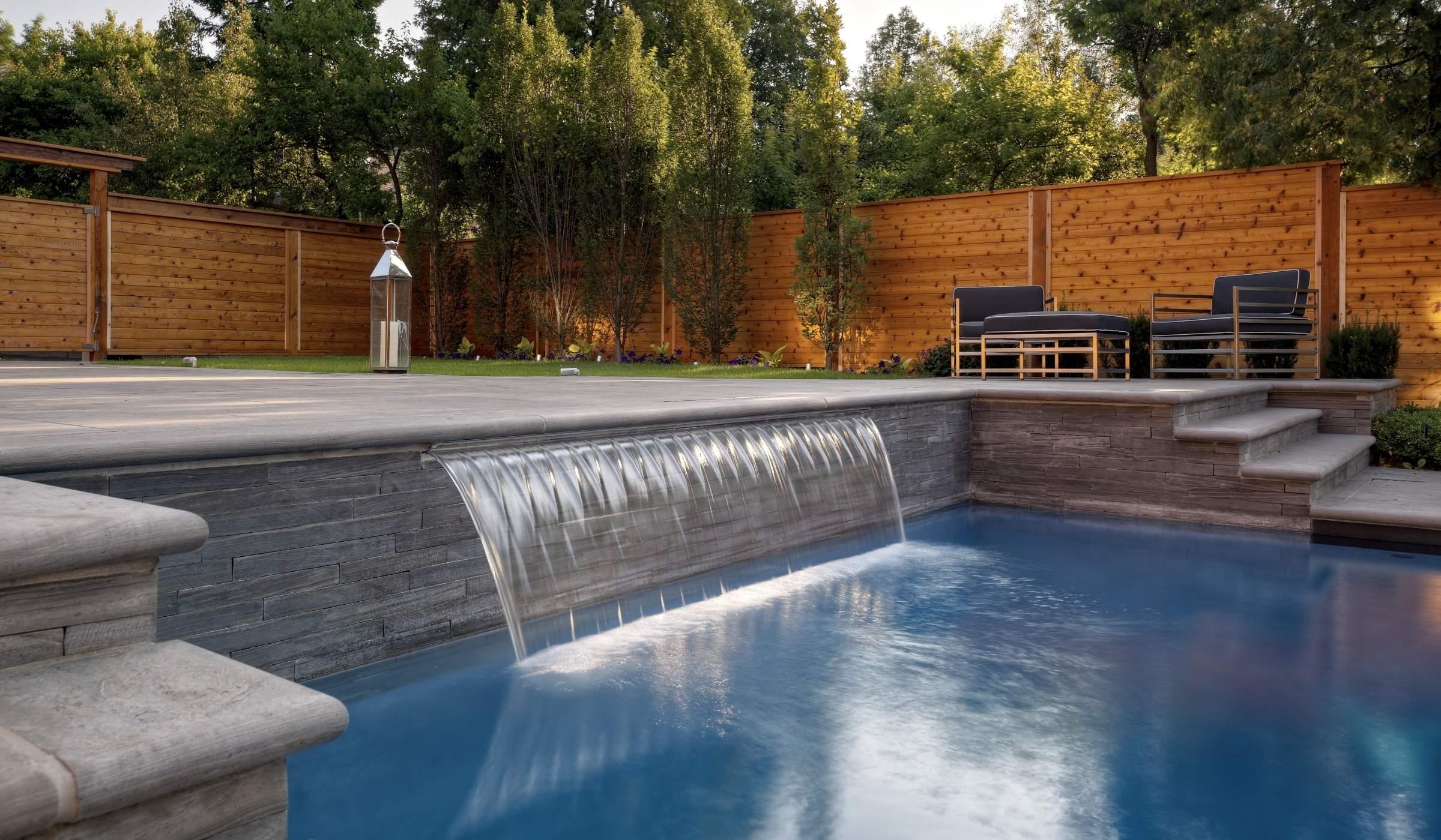 water accents betz pools. Black Bedroom Furniture Sets. Home Design Ideas