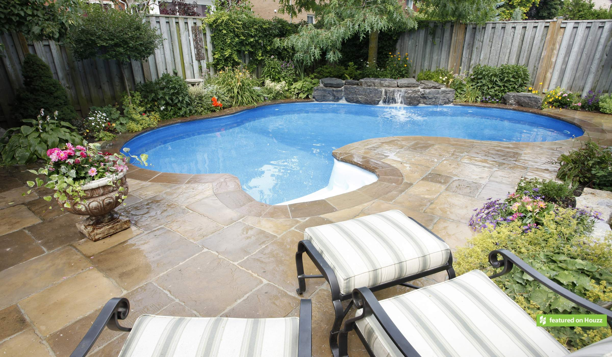 Small : Betz Pools on tiny ponds, tiny swimming pools, tiny spa pools, tiny fireplaces,