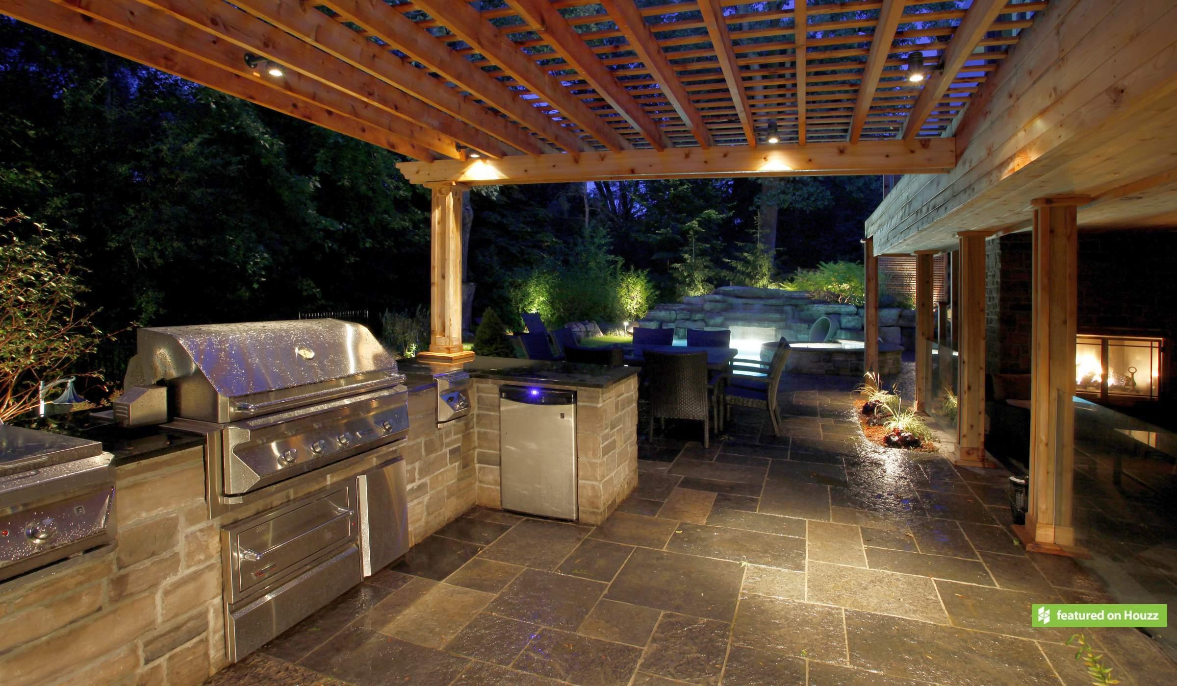 outdoor kitchens betz pools